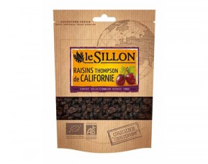 LE SILLON Raisin Thompson - 250 g