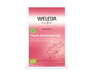 WELEDA Tisane Allaitement Fruits Rouges