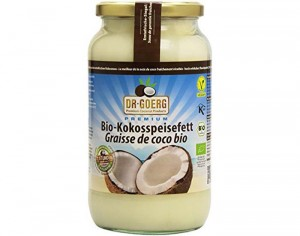 DR GOERG Graisse de Coco - 200 ml