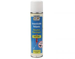 ARIES Insecticide Volants Mouches Moustiques - Spray 300 ml