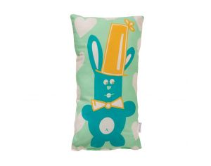 CHABADABADA Coussin rectangle Lapinou Circus