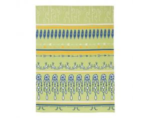 CHABADABADA Serviette de table Motif Sioux