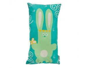 CHABADABADA Coussin rectangle Lapinou Zen