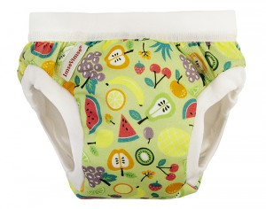IMSEVIMSE Culotte d'Apprentissage - Fruits XL : 11-14 kg