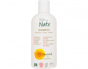 NATY ECO Shampooing Famille - 200 ml