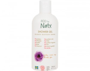 NATY ECO Gel Douche Famille - 200 ml