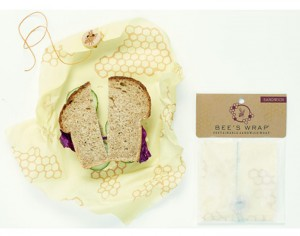 BEE'S WRAP Emballage Alimentaire 100% Naturel - Pour Sandwich et Collation