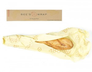 BEE'S WRAP Emballage Alimentaire 100% Naturel - Pour Baguette