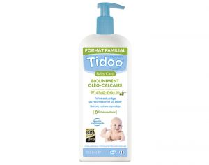 TIDOO Pack x2 Bioliniment Oléo Calcaire Sans Conservateurs - 900 ml  Lot de 2