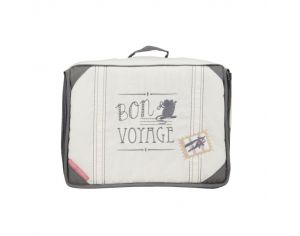 LITTLE CREVETTE Trousse de toilette valise Mini Express