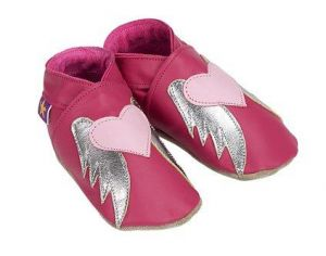 STARCHILD Chaussons Angel Fuschia