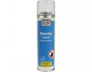ARIES Spray Répulsif Mouches