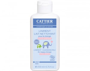 CATTIER Liniment Bio Bébé 200 ml