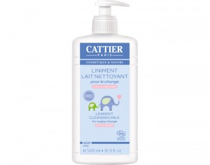 CATTIER Liniment Bio Bébé 500 ml