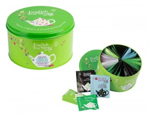 ENGLISH TEA SHOP Coffret Thés Premium - 30 Sachets