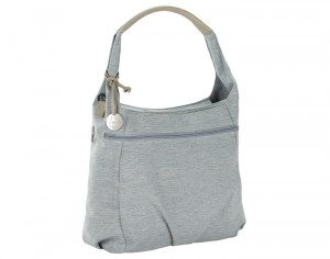 LASSIG Green Label Sac à Langer Hobo - Gris