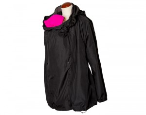 MAM Veste de Portage All Season 3 en 1 - Black Lava Stone