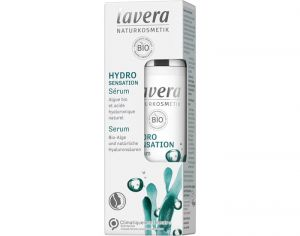 LAVERA Hydro Effect - Sérum Hydratant Anti-pollution - 30 ml