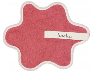 KOEKA Doudou Attache-Tétine Rose