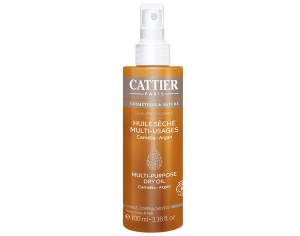 CATTIER Huile Sèche Multi-usages Sublime Alchimie - 100 ml