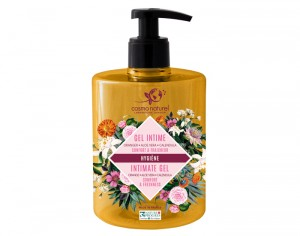 COSMO NATUREL Gel Moussant Intime - 500 ml