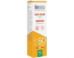 BIOREGENA Spray Solaire SPF50 Adultes - 90 ml