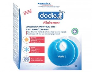 DODIE Coussinets Chaud-Froid 2 en 1 - x2