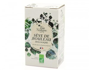 FEE NATURE Sève de Bouleau Bio - Bag-in-Box 2 L