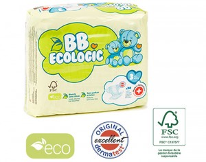 Couches BB Ecologic