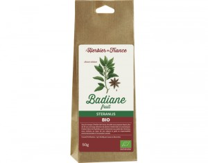 L'HERBIER DE FRANCE Badiane Fruits - 50g