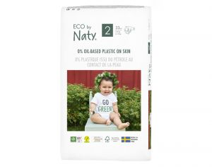 NATY Nouvelles Couches Jetables Eco