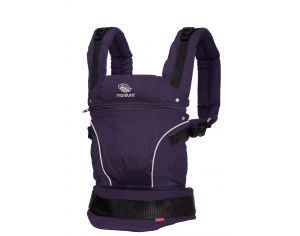 Manduca Porte Bebe Pure Cotton Purple