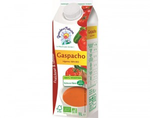 GRANDEUR NATURE Gaspacho 1L