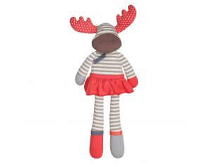 ORGANIC FARM BUDDIES Doudou Bio Mrs Moose
