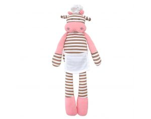 ORGANIC FARM BUDDIES Doudou Bio Chef Cow