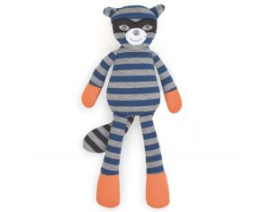 ORGANIC FARM BUDDIES Doudou Bio Rabbie Raccoon