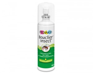 PEDIAKID Bouclier Insect' - D�s 3 mois - 100 ml