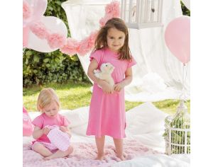 LITTLE CREVETTE Chemise de nuit fille Pyjama Party