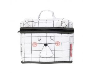 LITTLE CREVETTE Trousse de toilette Doudou