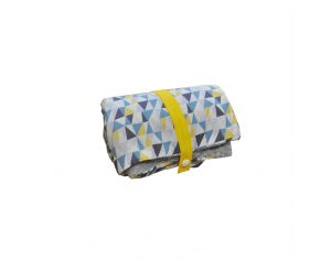 CAROTTE & Cie Couverture nomade Iceberg