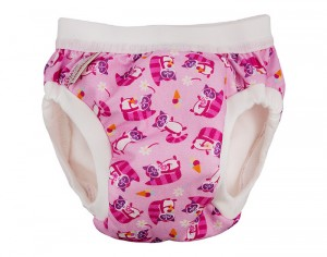 IMSEVIMSE Culotte d'Apprentissage - Pink Racoon