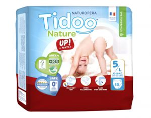 TIDOO Culottes d'Apprentissage - Taille 5 Junior - 12-18 kg