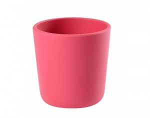 BEABA Verre Silicone - Pink