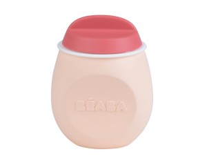BEABA Squeez Portion - Pink - 180 ml