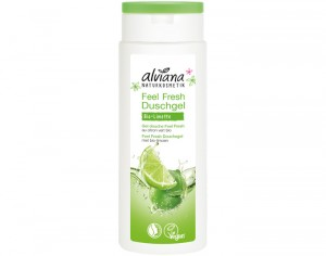 ALVIANA Gel Douche Feel Fresh - 250 ml