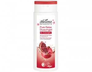 ALVIANA Gel Douche Pure Relax - 250 ml