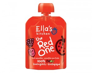 ELLA'S KITCHEN Smoothie The Red One - Dès 6 mois - 90 g