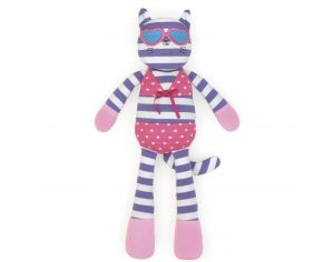 ORGANIC FARM BUDDIES Doudou Bio Catnap Kitty