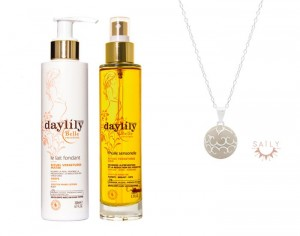 DAYLILY PARIS Coffret