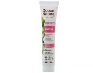 DOUCE NATURE Dentifrice Plantes Gencives Sensibles - 75 ml